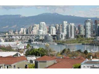 "Photo 3: 403 1040 W 8TH Avenue in Vancouver: Fairview VW Condo for sale in ""THE MAXMILLIAN"" (Vancouver West)  : MLS®# V1081621"
