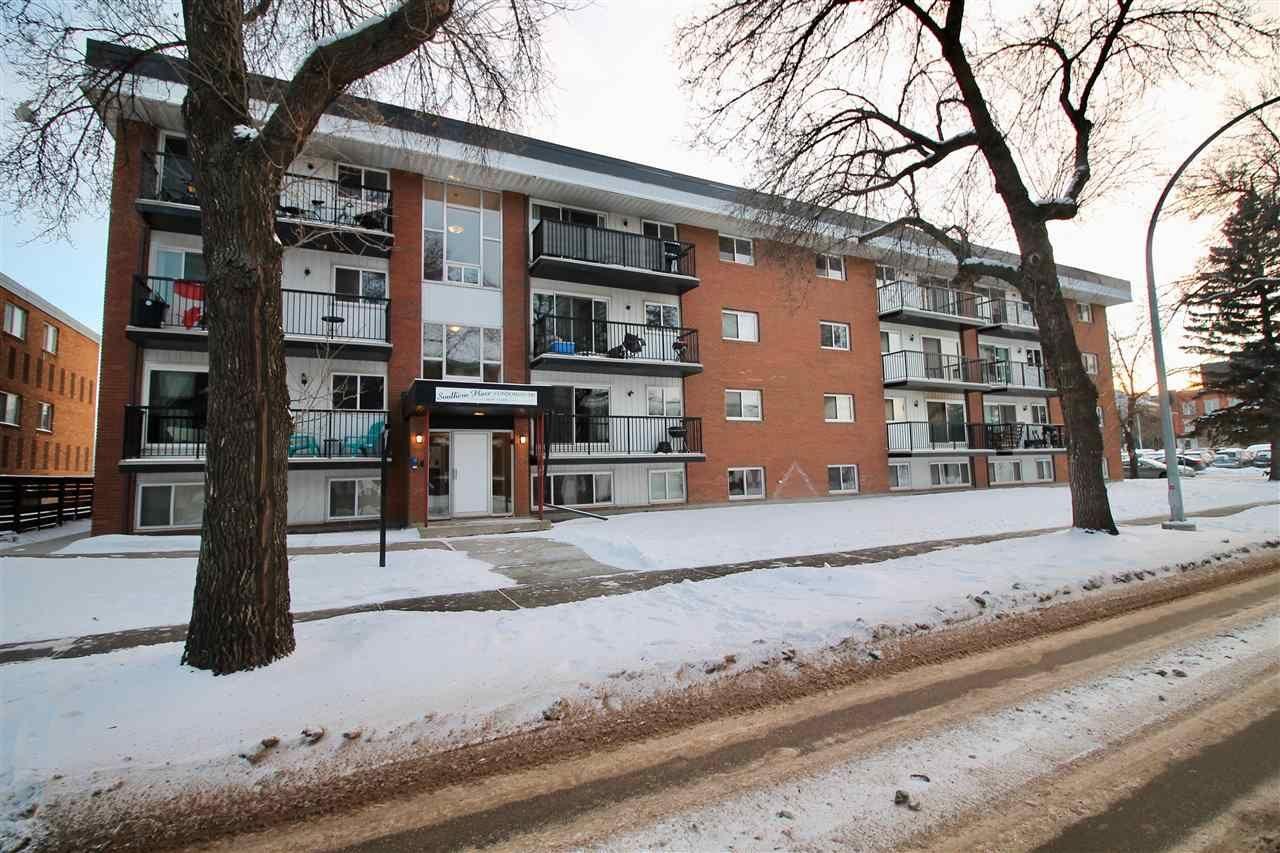 Main Photo: 207 10149 83 Avenue in Edmonton: Zone 15 Condo for sale : MLS®# E4229584