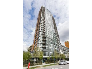 Main Photo: # 1606 33 SMITHE ME in Vancouver: Yaletown Condo for sale (Vancouver West)  : MLS®# V1118389