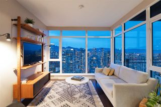 Photo 2: 3705 1372 SEYMOUR Street in Vancouver: Downtown VW Condo for sale (Vancouver West)  : MLS®# R2561262