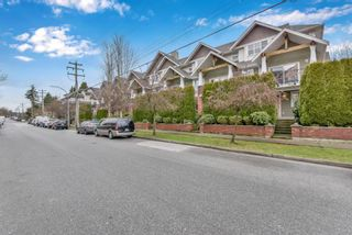 """Photo 2: 208 1567 GRANT Avenue in Port Coquitlam: Glenwood PQ Townhouse for sale in """"THE GRANT"""" : MLS®# R2557792"""