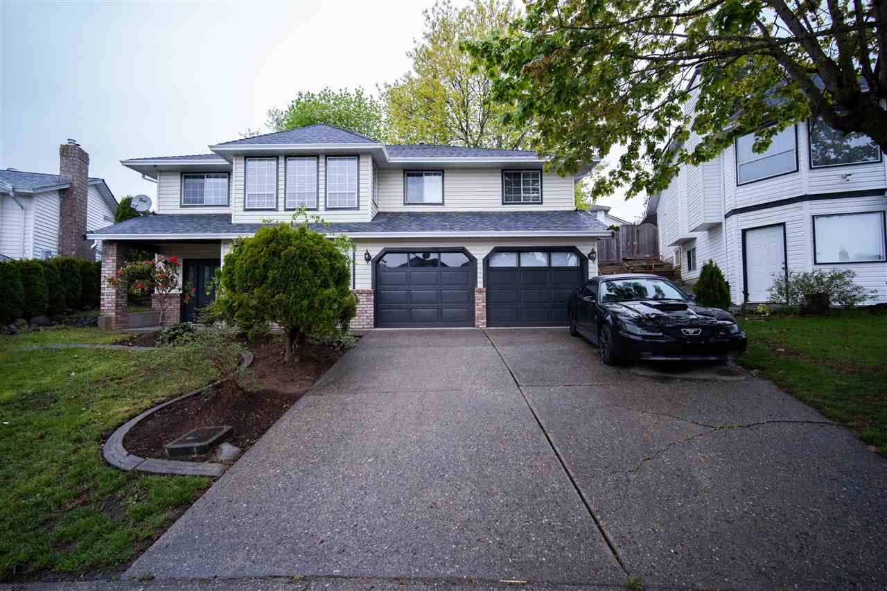 Main Photo: 31083 Edgehill Avenue in Abbotsford: Abbotsford West House for sale : MLS®# R2546129
