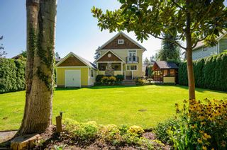 """Photo 39: 8967 MOWAT Street in Langley: Fort Langley House for sale in """"FORT LANGLEY"""" : MLS®# R2613045"""