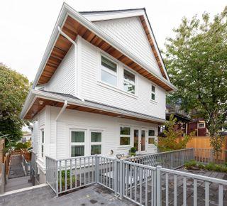 Main Photo: 754 E 14TH Avenue in Vancouver: Mount Pleasant VE 1/2 Duplex for sale (Vancouver East)  : MLS®# R2621799