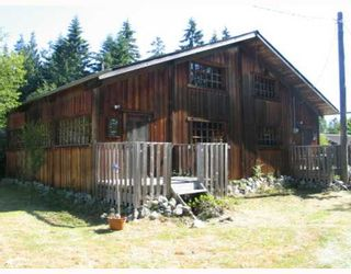 "Photo 1: 5734 NICKERSON Road in Sechelt: Sechelt District House for sale in ""West Sechelt"" (Sunshine Coast)  : MLS®# V774538"