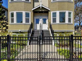 Photo 2: 3 1146 Caledonia Ave in Victoria: Vi Fernwood Row/Townhouse for sale : MLS®# 842254