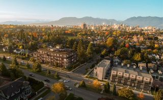 Photo 2: 301 633 W KING EDWARD AVENUE in Vancouver: Cambie Condo for sale (Vancouver West)
