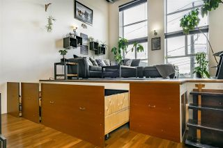 """Photo 8: 215 1220 E PENDER Street in Vancouver: Strathcona Condo for sale in """"THE WORKSHOP"""" (Vancouver East)  : MLS®# R2466369"""
