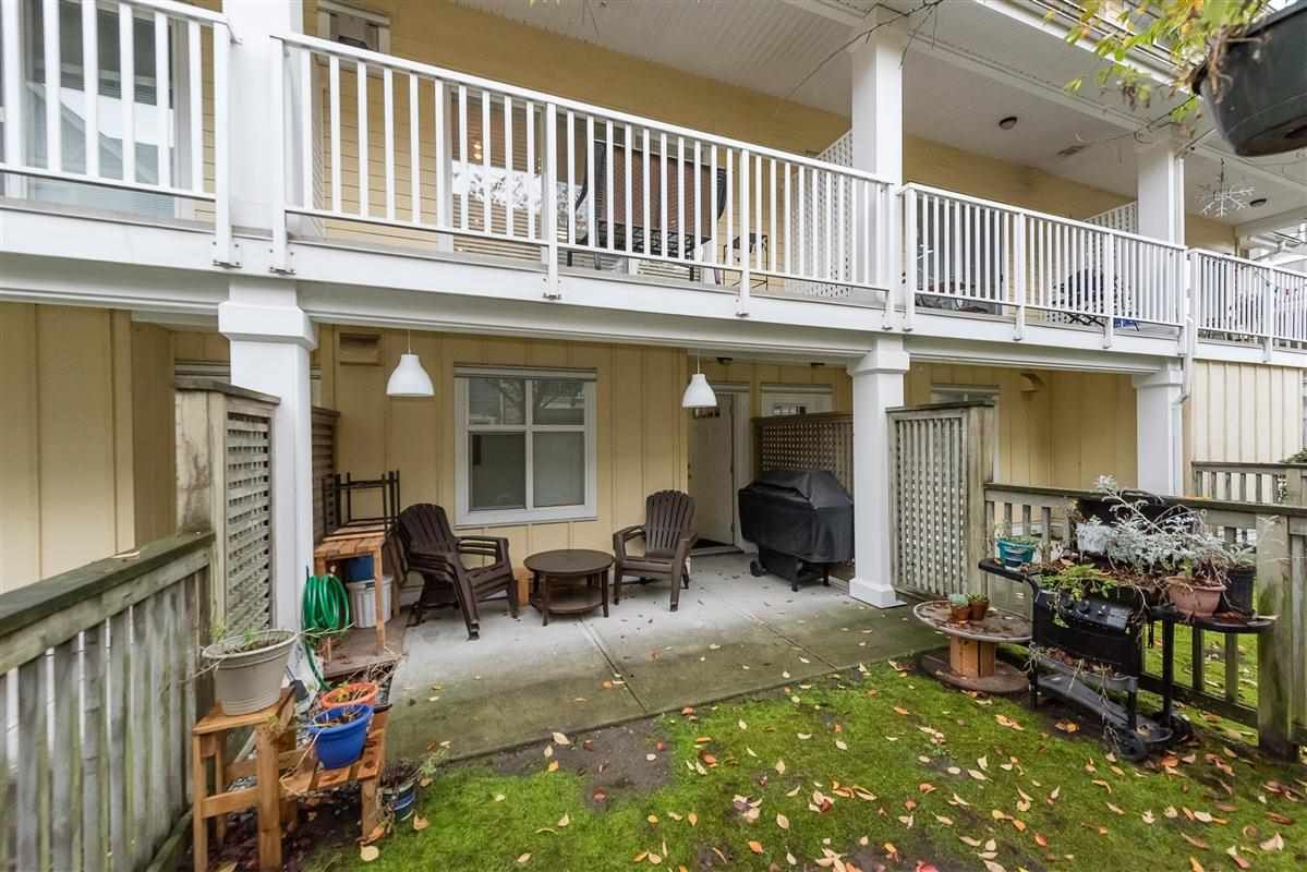 """Photo 19: Photos: 7 935 EWEN Avenue in New Westminster: Queensborough Townhouse for sale in """"COOPERS LANDING"""" : MLS®# R2368052"""