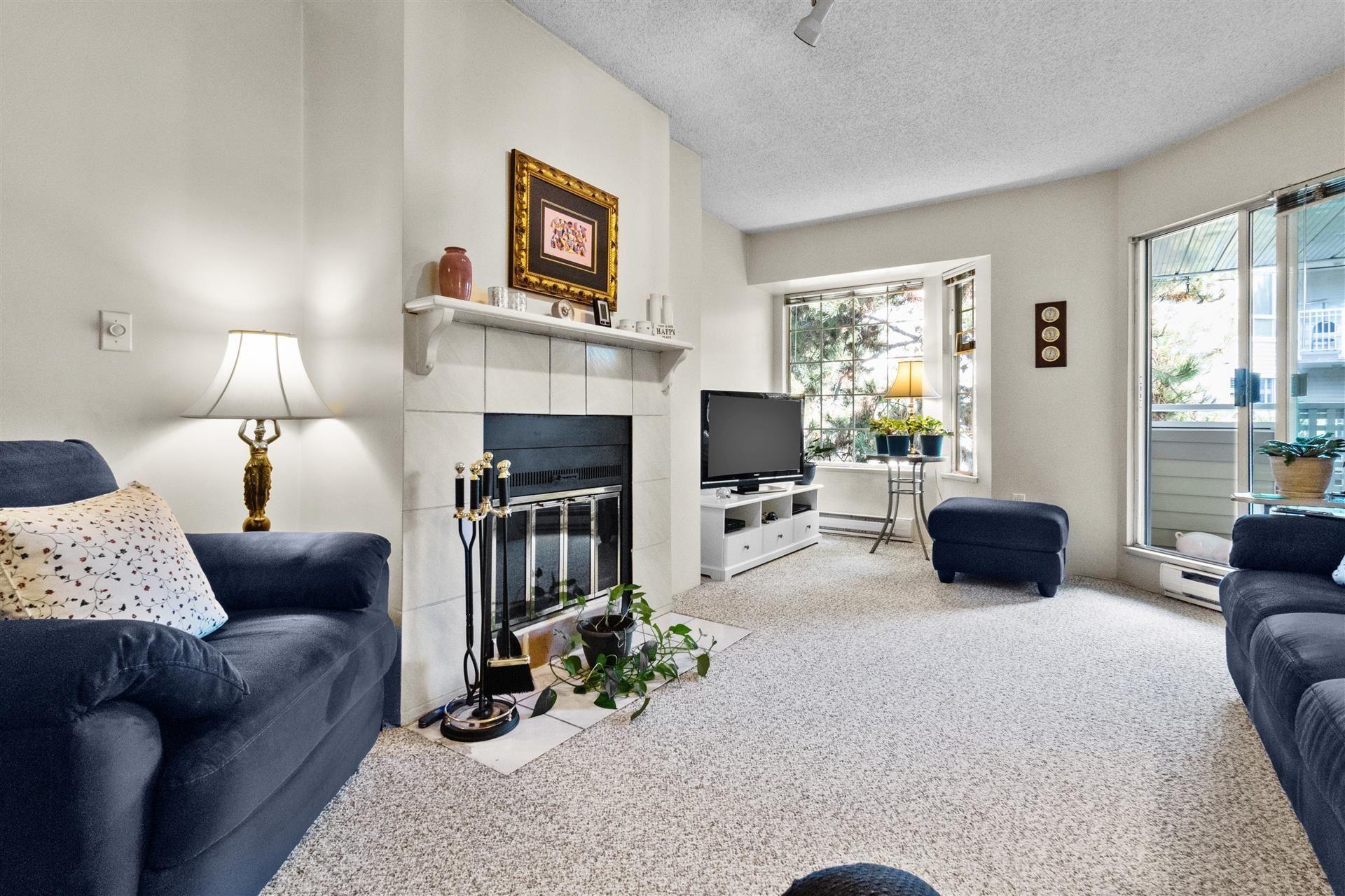 """Main Photo: 218 7591 MOFFATT Road in Richmond: Brighouse South Condo for sale in """"BRIGANTINE"""" : MLS®# R2619277"""