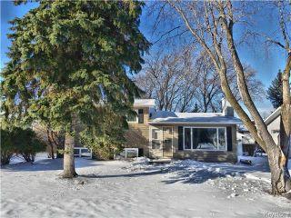 Photo 1: 50 Epsom Crescent in Winnipeg: Charleswood Residential for sale (1G)  : MLS®# 1802719
