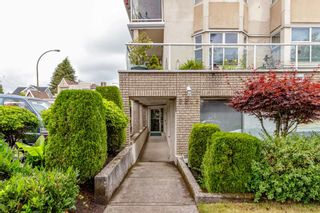 """Photo 1: 203 2285 E 61ST Avenue in Vancouver: Fraserview VE Condo for sale in """"Fraserview Place"""" (Vancouver East)  : MLS®# R2386180"""