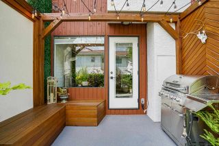 """Photo 26: 4 719 E 31ST Avenue in Vancouver: Fraser VE Townhouse for sale in """"ALDERBURY VILLAGE"""" (Vancouver East)  : MLS®# R2591703"""