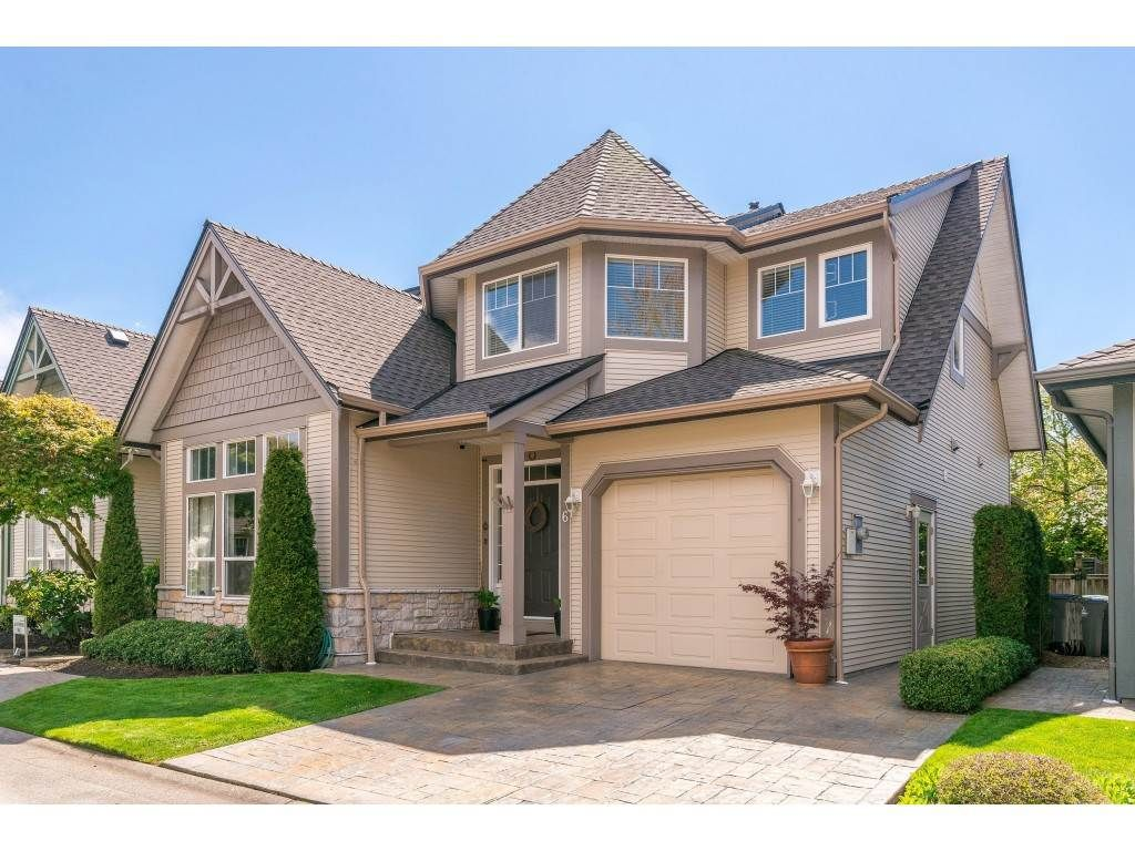"""Main Photo: 6 6177 169 Street in Surrey: Cloverdale BC Townhouse for sale in """"Northview Walk"""" (Cloverdale)  : MLS®# R2364005"""