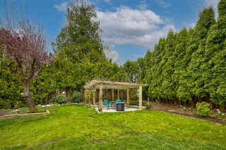 """Photo 30: 34602 SEMLIN Place in Abbotsford: Abbotsford East House for sale in """"Bateman Park"""" : MLS®# R2564096"""