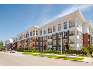 """Photo 2: A222 8150 207 Street in Langley: Willoughby Heights Condo for sale in """"Union Park"""" : MLS®# R2597384"""