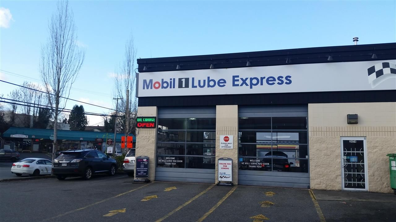 Main Photo: 2474 W RAILWAY Street in Abbotsford: Central Abbotsford Business with Property for sale : MLS®# C8025142