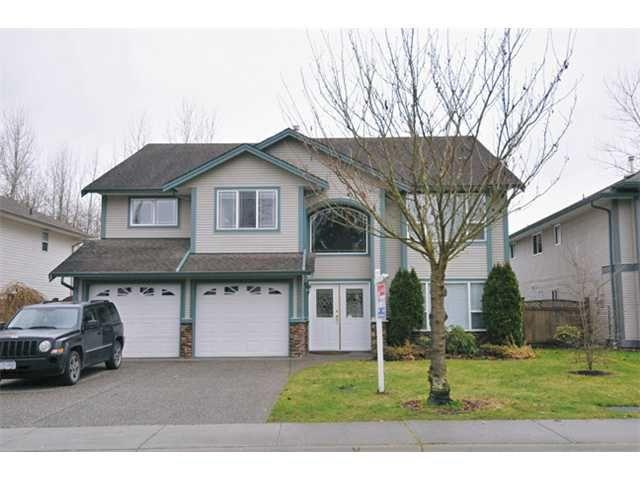 "Main Photo: 23740 120B Avenue in Maple Ridge: East Central House for sale in ""FALCON OAKS"" : MLS®# V933013"