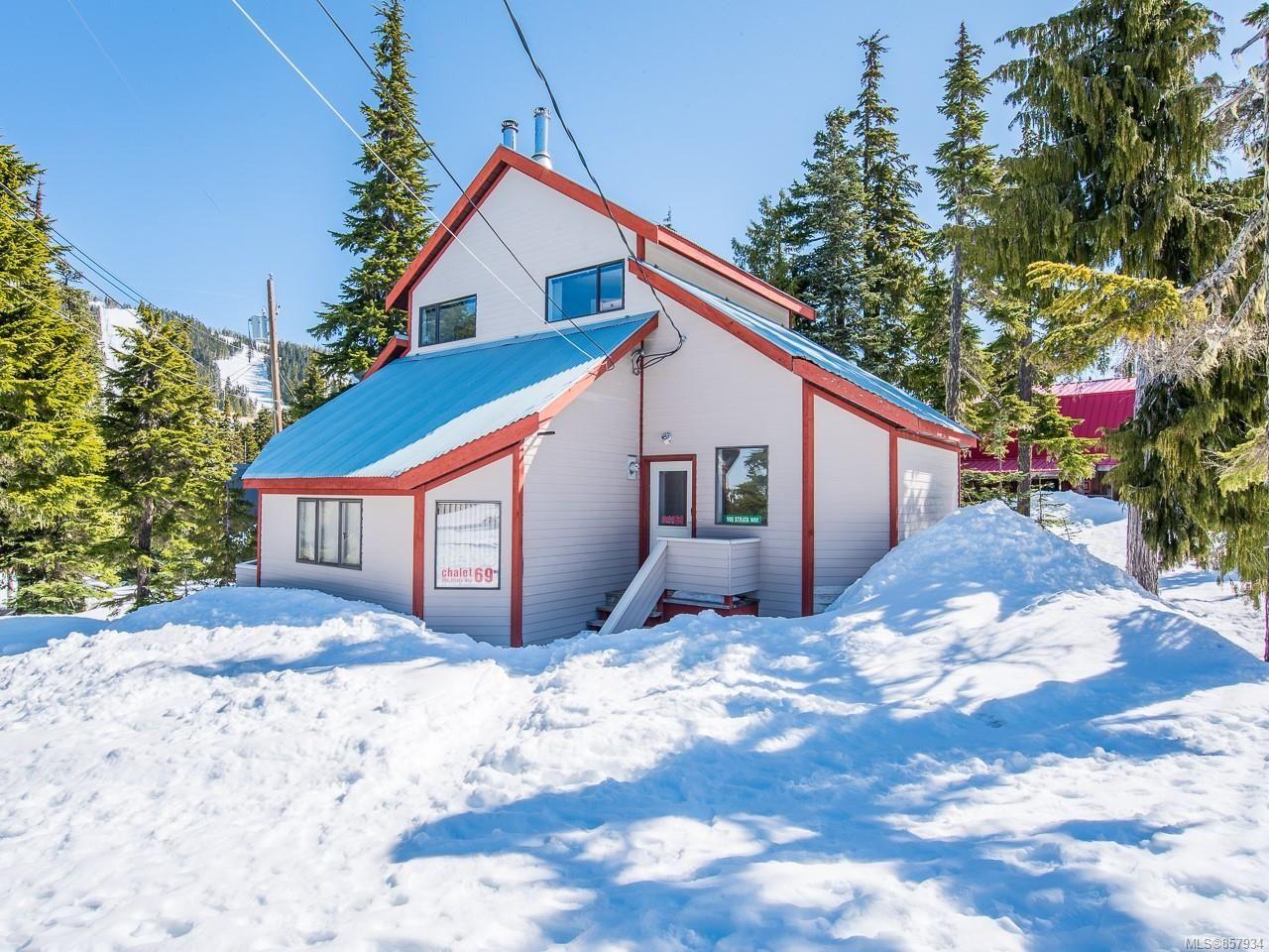 Photo 1: Photos: 998 STRATA Way in : CV Mt Washington House for sale (Comox Valley)  : MLS®# 857934