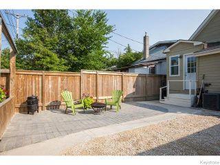 Photo 18: 607 Atlantic Avenue in Winnipeg: Residential for sale : MLS®# 1519197
