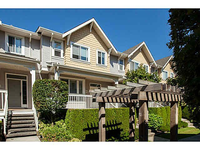 "Photo 1: Photos: 44 5999 ANDREWS Road in Richmond: Steveston South Townhouse for sale in ""RIVERWIND"" : MLS®# V1128692"