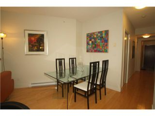 """Photo 8: 1004 1228 W HASTINGS Street in Vancouver: Coal Harbour Condo for sale in """"THE PALLADIO"""" (Vancouver West)  : MLS®# V1047777"""