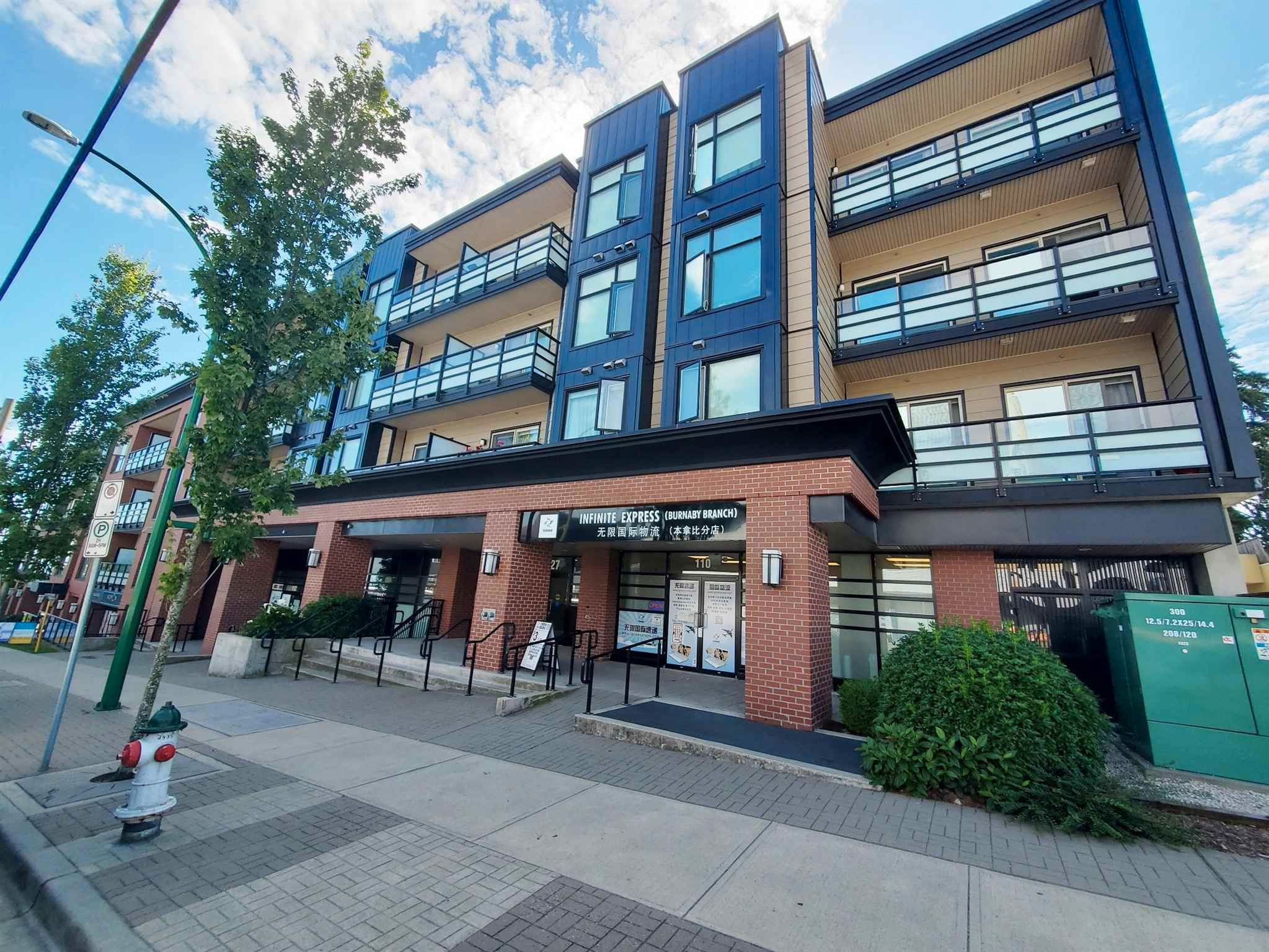 Main Photo: 110 7727 ROYAL OAK Avenue in Burnaby: South Slope Retail for sale (Burnaby South)  : MLS®# C8038995