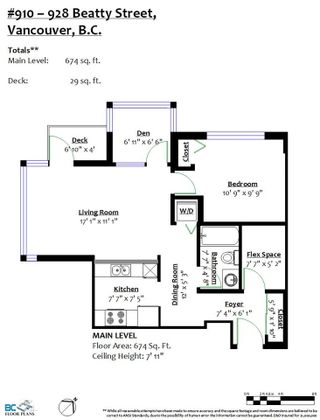 """Photo 28: 910 928 BEATTY Street in Vancouver: Yaletown Condo for sale in """"THE MAX"""" (Vancouver West)  : MLS®# R2541326"""
