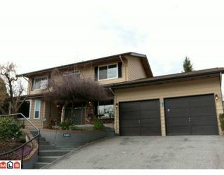 """Photo 1: 5885 ANGUS Place in Surrey: Cloverdale BC House for sale in """"JERSEY HILLS"""" (Cloverdale)  : MLS®# F1004441"""