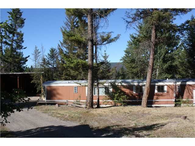 Main Photo: 542 HODGSON Road in Williams Lake: Esler/Dog Creek Manufactured Home for sale (Williams Lake (Zone 27))  : MLS®# N204590