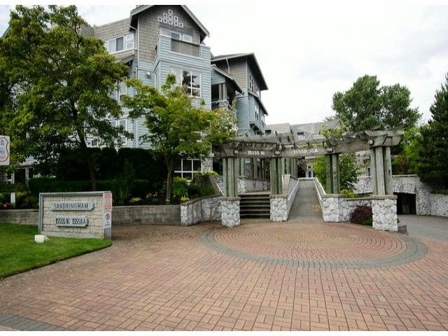 "Main Photo: 401 15558 16A Avenue in Surrey: King George Corridor Condo for sale in ""Sandringham"" (South Surrey White Rock)  : MLS®# F1315382"