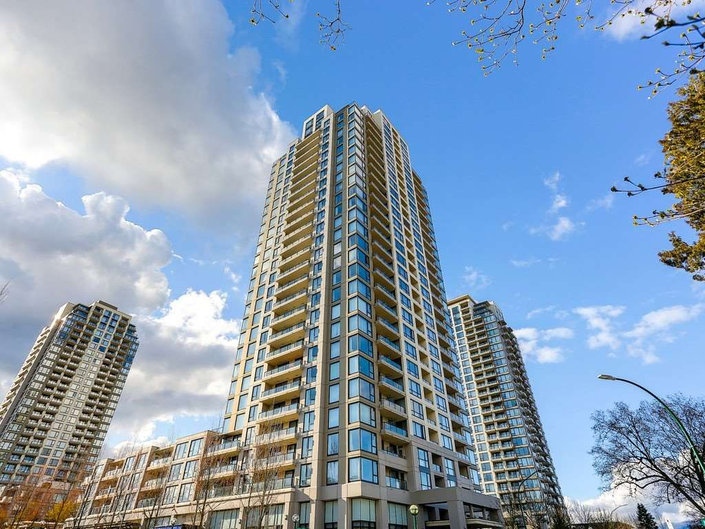 Main Photo: 2408 7063 HALL AVENUE - LISTED BY SUTTON CENTRE REALTY in Burnaby: Highgate Condo for sale (Burnaby South)  : MLS®# R2155896