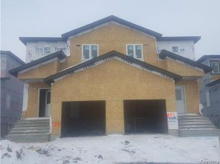 Photo 3: 42 MILLPOND Path in Winnipeg: Waterford Green Residential for sale (4L)  : MLS®# 1803342