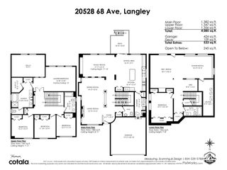 """Photo 40: 20528 68 Avenue in Langley: Willoughby Heights House for sale in """"TANGLEWOOD"""" : MLS®# R2569820"""