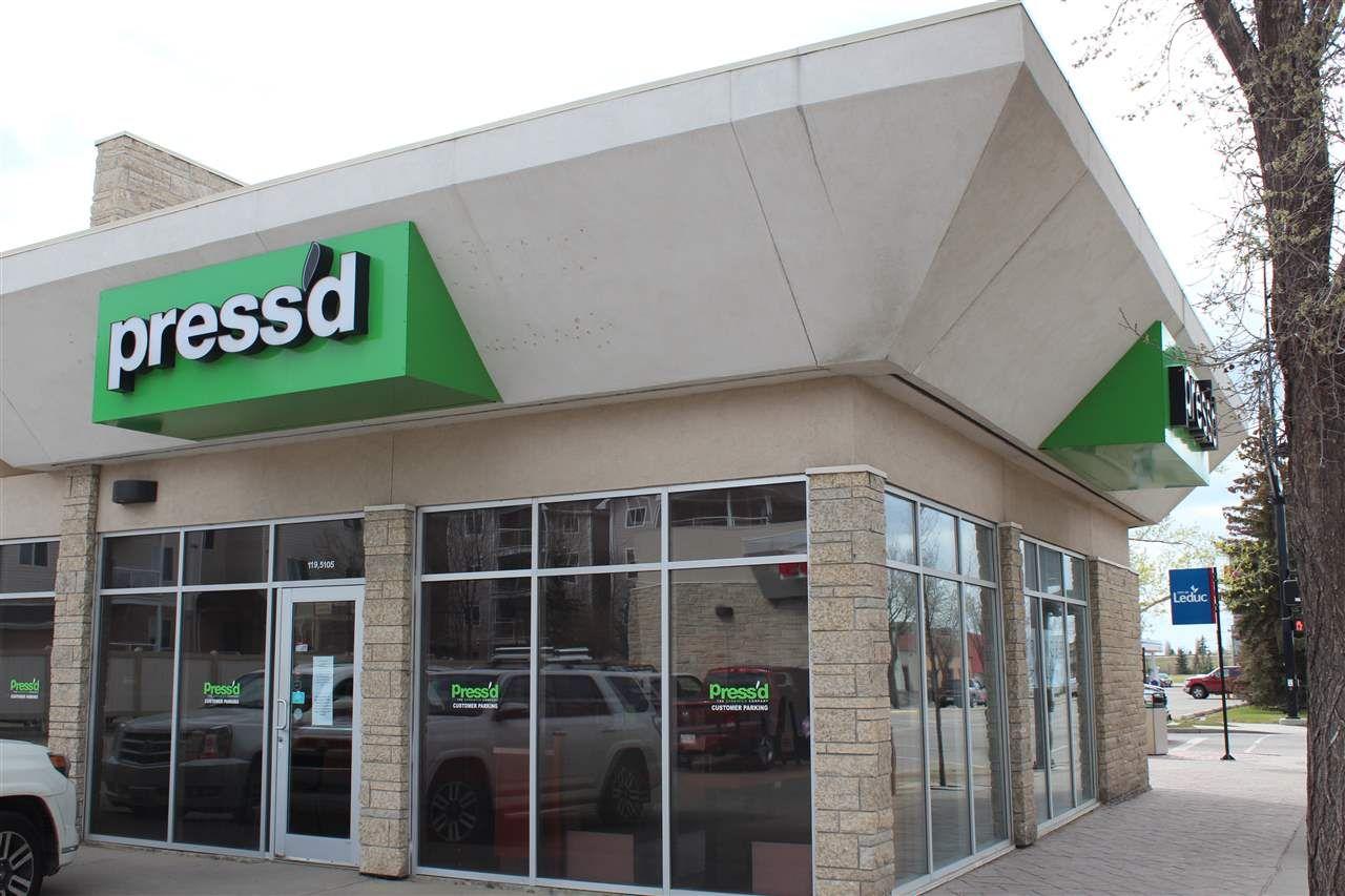Main Photo: 0 0: Leduc Business for sale : MLS®# E4228265