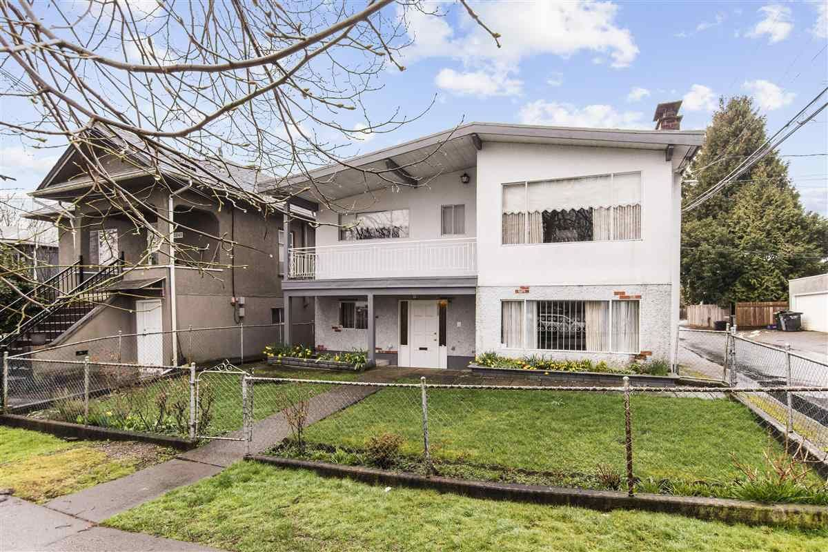 Main Photo: 3225 ST GEORGE Street in Vancouver: Fraser VE House for sale (Vancouver East)  : MLS®# R2579975