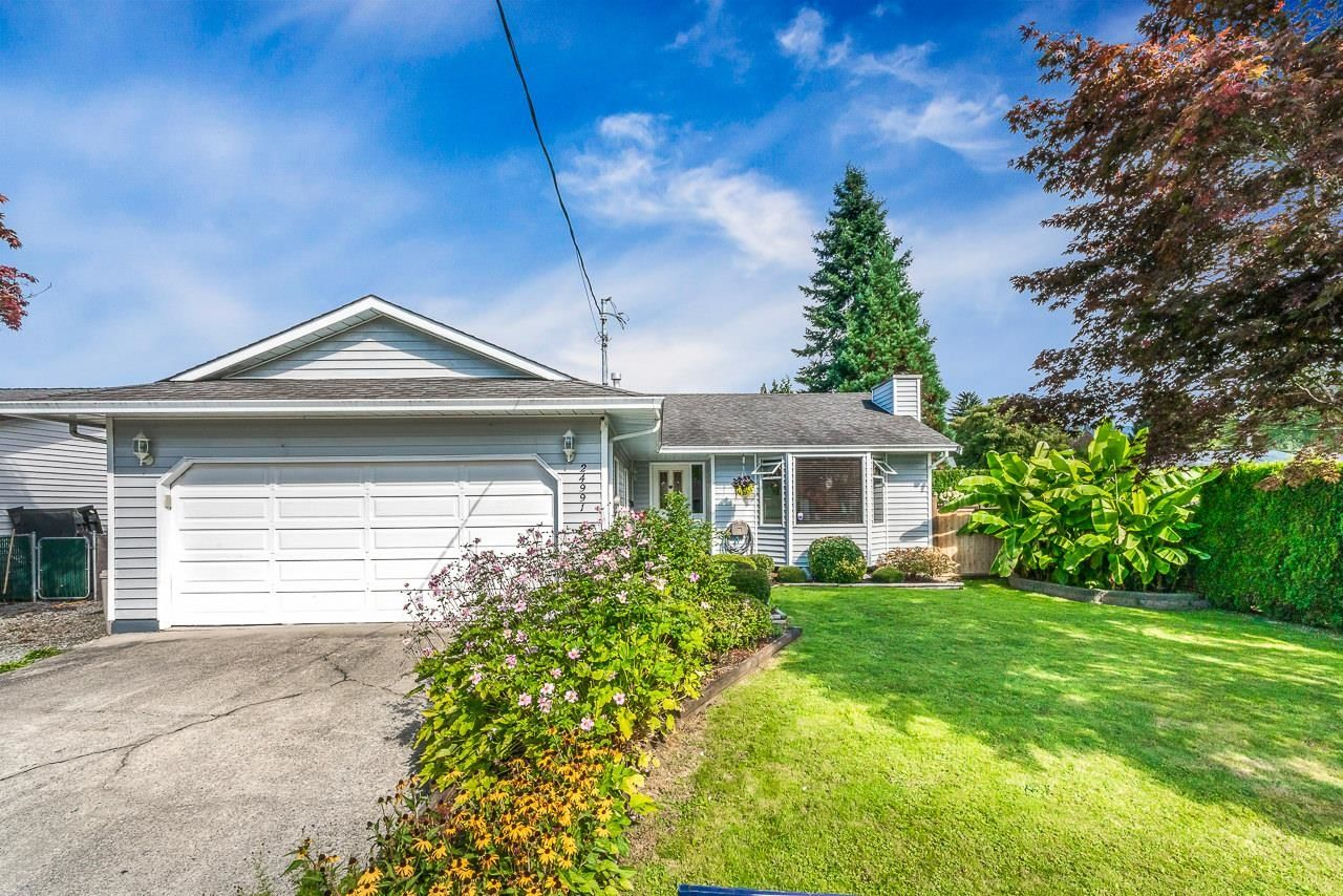 Main Photo: 24991 SMITH Avenue in Maple Ridge: Websters Corners House for sale : MLS®# R2618143