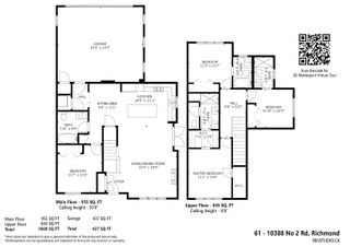 """Photo 29: 61 10388 NO. 2 Road in Richmond: Woodwards Townhouse for sale in """"KINGSLEY ESTATE"""" : MLS®# R2618427"""