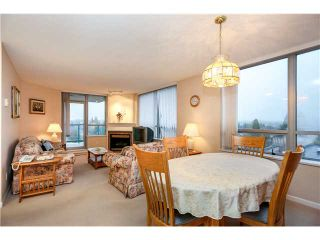 """Photo 7: # 803 612 6TH ST in New Westminster: Uptown NW Condo for sale in """"THE WOODWARD"""" : MLS®# V1030820"""