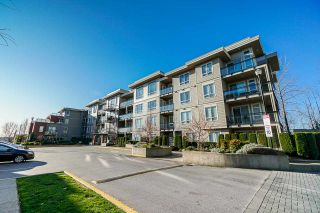"""Photo 2: A319 20211 66 Avenue in Langley: Willoughby Heights Condo for sale in """"Elements"""" : MLS®# R2422432"""