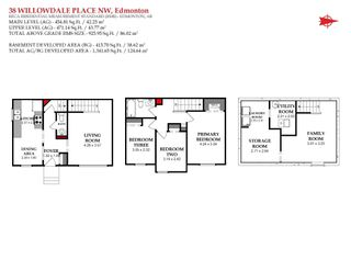 Photo 9: 38 WILLOWDALE Place NW in Edmonton: Zone 20 Townhouse for sale : MLS®# E4263337