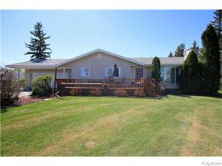Photo 1: 29158 12 E Road in Aubigny: Manitoba Other Residential for sale : MLS®# 1613020