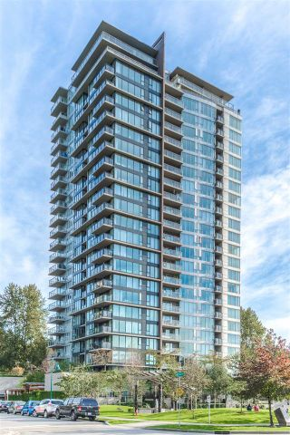 "Photo 2: 1103 651 NOOTKA Way in Port Moody: Port Moody Centre Condo for sale in ""SAHALEE"" : MLS®# R2024409"