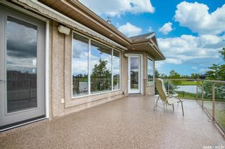 Photo 43: 123 201 Cartwright Terrace in Saskatoon: The Willows Residential for sale : MLS®# SK863416