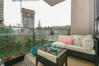 "Photo 6: 706 301 CAPILANO Road in Port Moody: Port Moody Centre Condo for sale in ""THE RESIDENCES"" : MLS®# R2558643"