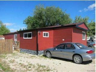 Photo 1: 80 Bonneteau Avenue in ILEDESCH: Glenlea / Ste. Agathe / St. Adolphe / Grande Pointe / Ile des Chenes / Vermette / Niverville Residential for sale (Winnipeg area)  : MLS®# 1319261