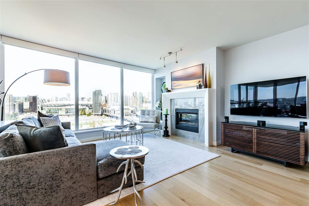"""Photo 16: Photos: 1605 120 MILROSS Avenue in Vancouver: Downtown VE Condo for sale in """"THE BRIGHTON BY BOSA"""" (Vancouver East)  : MLS®# R2568798"""