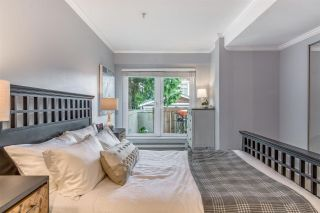 "Photo 15: 2510 W 4TH Avenue in Vancouver: Kitsilano Townhouse for sale in ""Linwood Place"" (Vancouver West)  : MLS®# R2258779"
