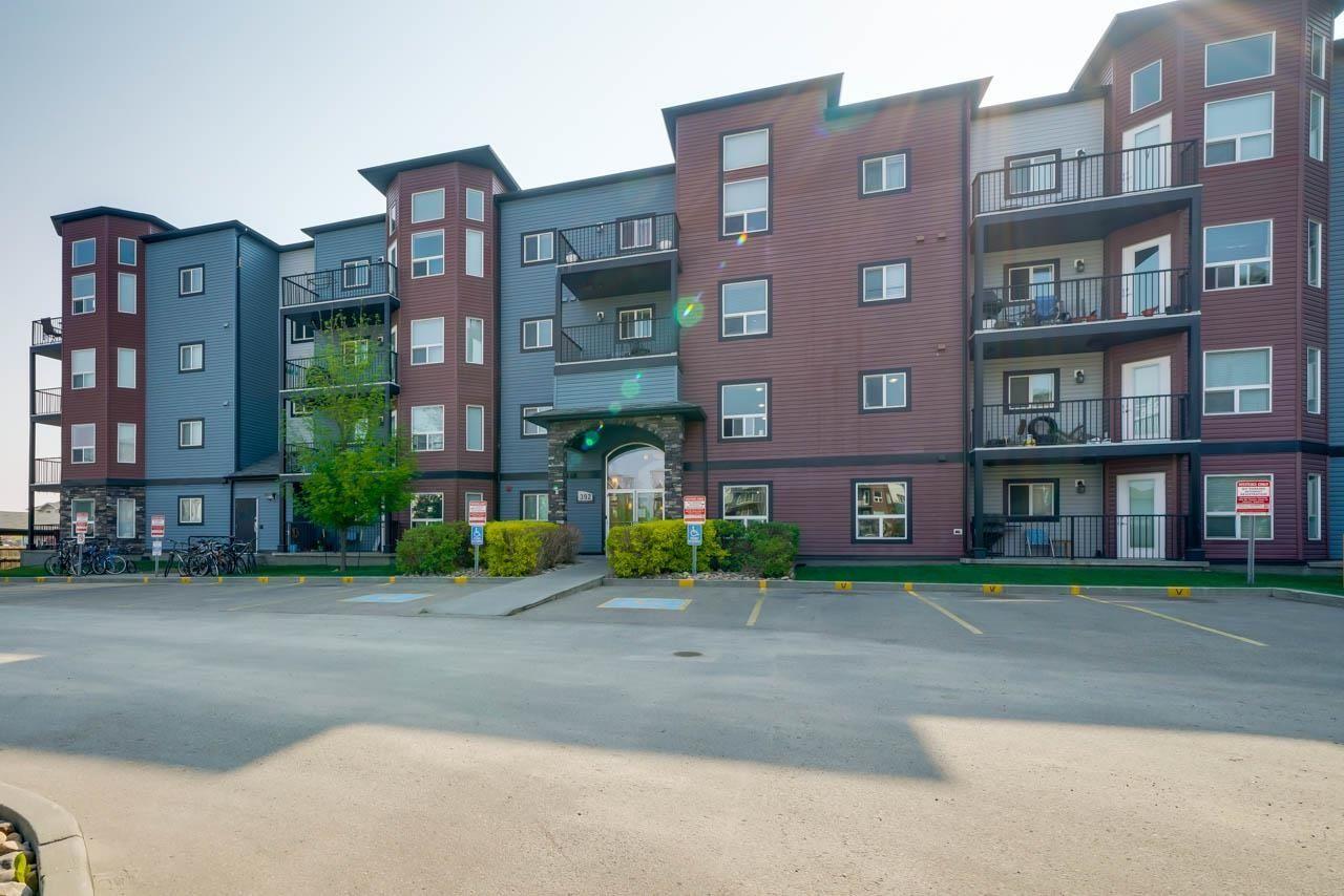 Main Photo: 420 392 SILVER_BERRY Road in Edmonton: Zone 30 Condo for sale : MLS®# E4262419