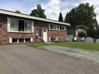 Photo 1: 2878 PINEWOOD Avenue in Prince George: Westwood House for sale (PG City West (Zone 71))  : MLS®# R2382366